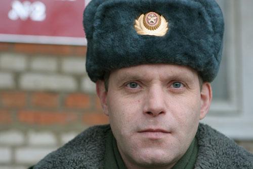 Полковник зубов в солдатах